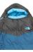 The North Face Blue Kazoo Sovsäck long blå